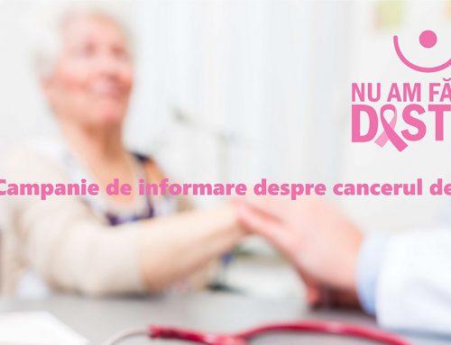 Campanie de Informare despre cancerul de san – NU AM FACUT DESTUL 2019