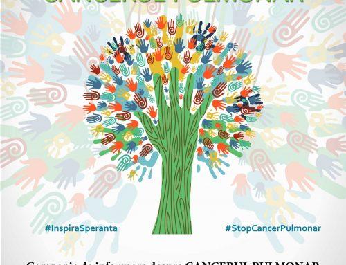 """Campanie Inspira Speranta 2019 – Eveniment """"Povestea mea cu cancerul pulmonar"""" 28 noiembrie 2019"""