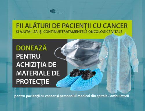 DONEAZA pentru Kituri de Protectie impotriva COVID-19